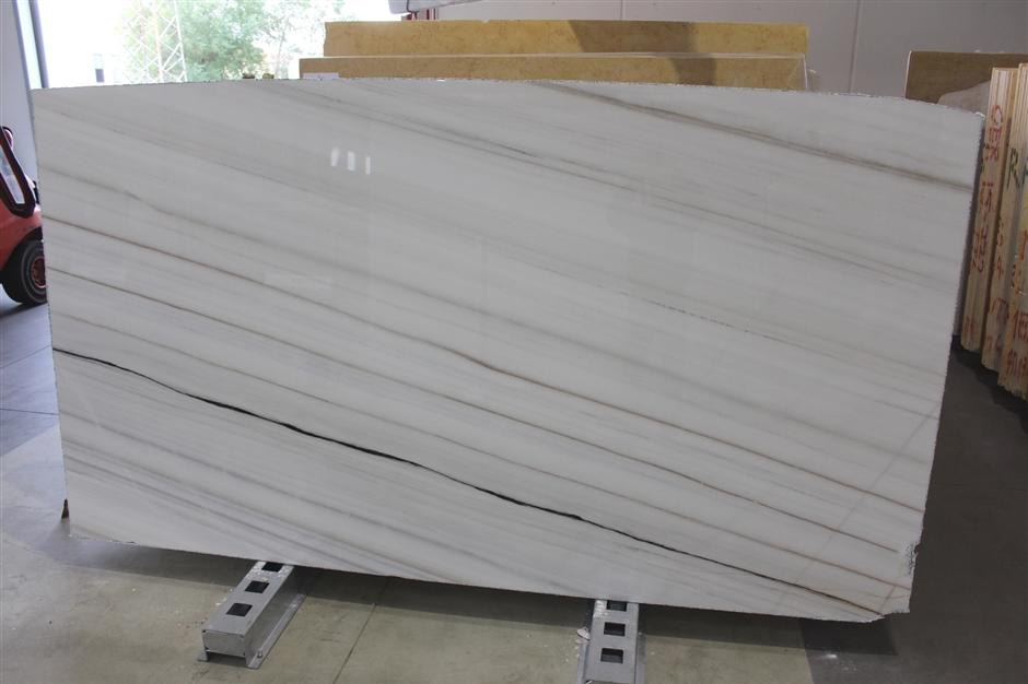 Bianco Lasa Covellano Vena Oro block 0594