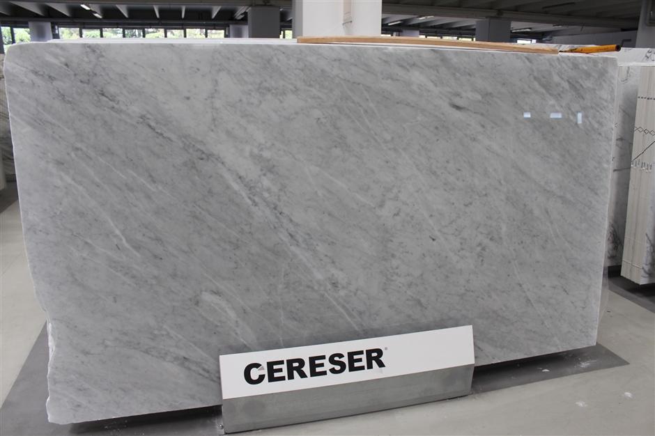 Bianco Carrara CD blok 0390